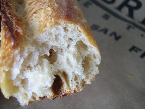 Le plaisir du pain frais chroniques d 39 une chocoladdict for Congeler du pain frais