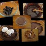 Mousse au chocolat : deux recettes pour le prix d'une