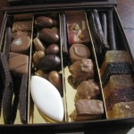 Si tu ne vas pas au chocolat, le chocolat viendra à toi