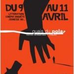 Frissonne avec moi : Quai du Polar édition 2010