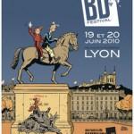 Mister Chocoladdict au festival de BD de Lyon