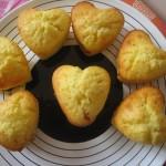 Petits coeurs au nutella