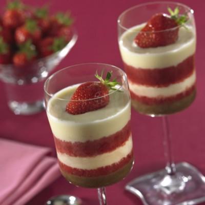 recette tiramisu confiture de fraise