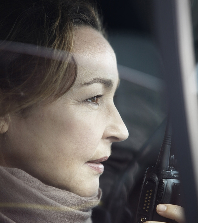 Coup d'éclat : le portrait d'une femme flic à la dérive