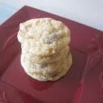 Cookies citron-gingembre-chocolat au lait
