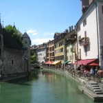 Annecy : de la vieille ville au château