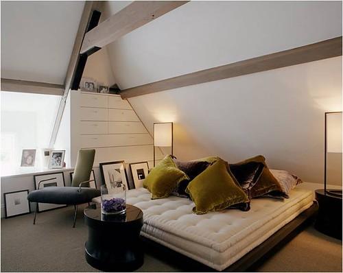 Une chambre sous les toits - Chroniques d\'une Chocoladdict