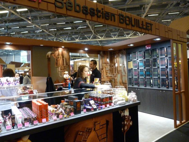 Sebastien bouillet chroniques d 39 une chocoladdict for Salon creatif porte de versailles
