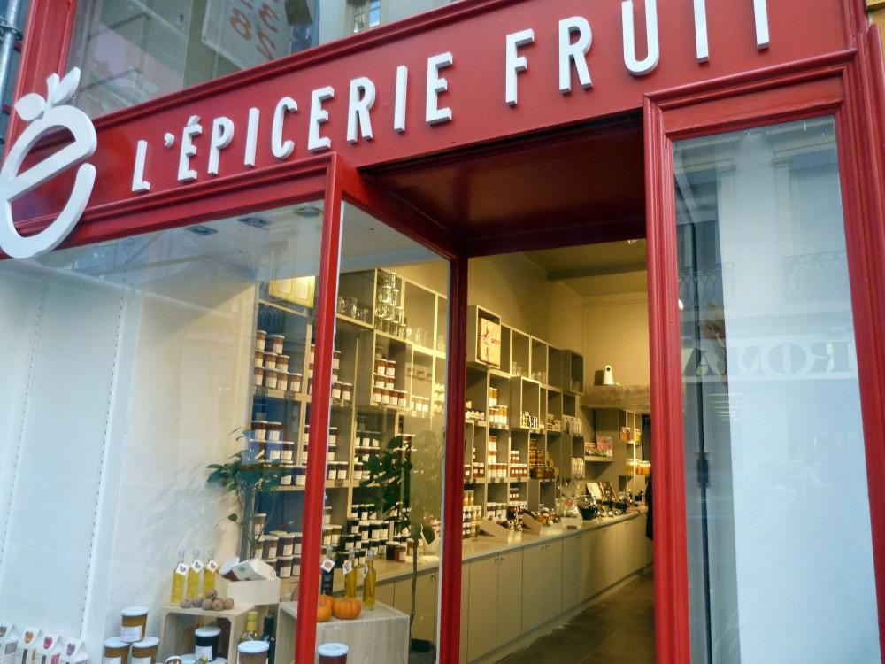 Pause gourmande et fruité à L' Épicerie Fruit