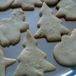Petits sablés de Noël aux 4 épices