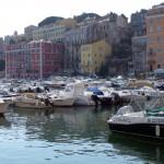 Déjeuner sur le vieux port de Bastia