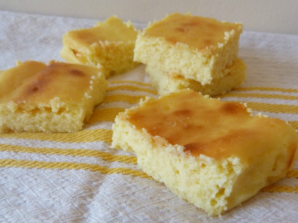 Fiadone, un peu de Corse pour le dessert