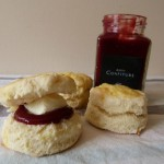 Scones, clotted cream et confiture Pierre Marcolini