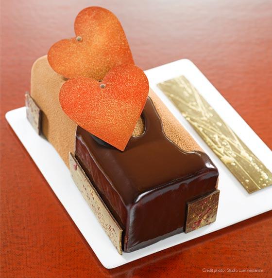 saint valentin dites le avec une p tisserie chroniques d 39 une chocoladdict. Black Bedroom Furniture Sets. Home Design Ideas