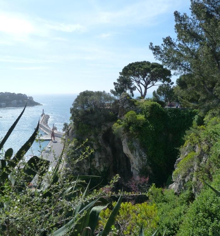 Promenade à Nice : la colline du château