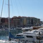 Balade sur le port de Nice