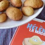 Comment faire des madeleines maison a 4 ans (un livre à gagner)