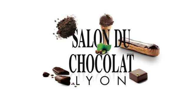 salon du chocolat lyon