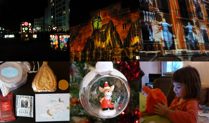 décembre collage