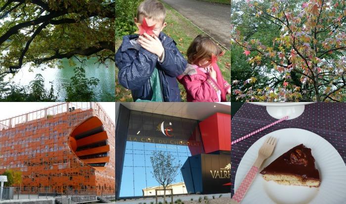 octobre collage