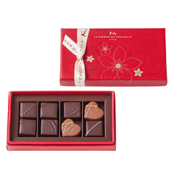 maison du chocolat saint valentin 2014