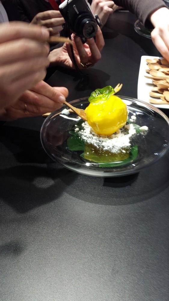 citron givré azote