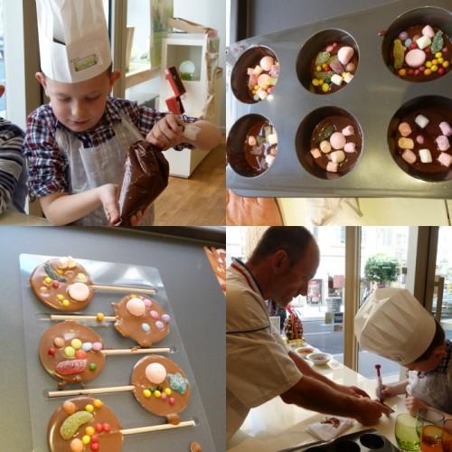 atelier chocolat collage 2