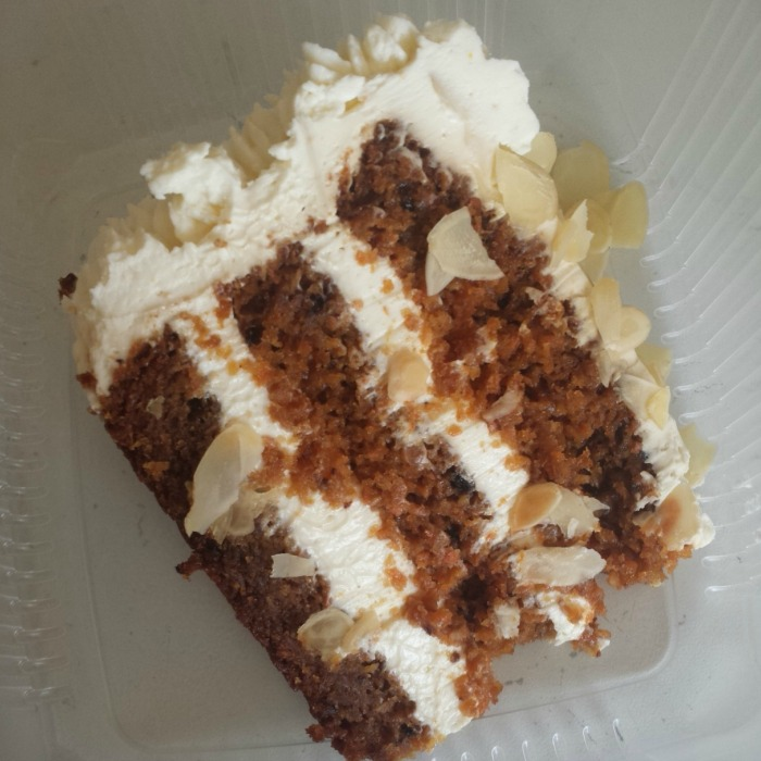 dorody pastry carrot cake