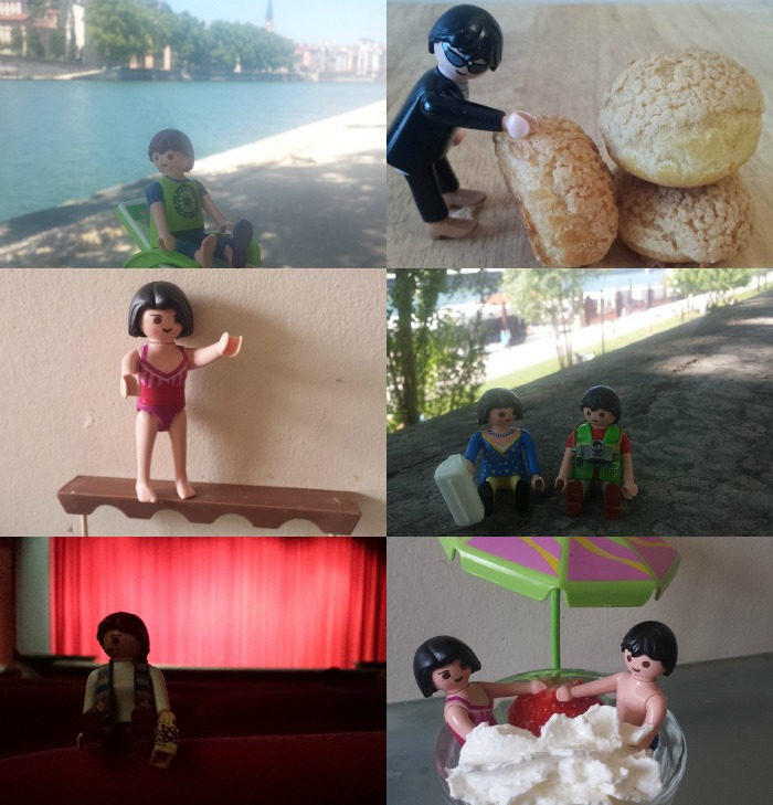 collage playmobil