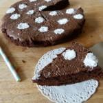 Gâteau à la pâte à tartiner Nocciolata