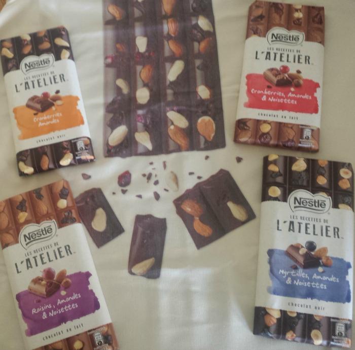 chocolat nestlé