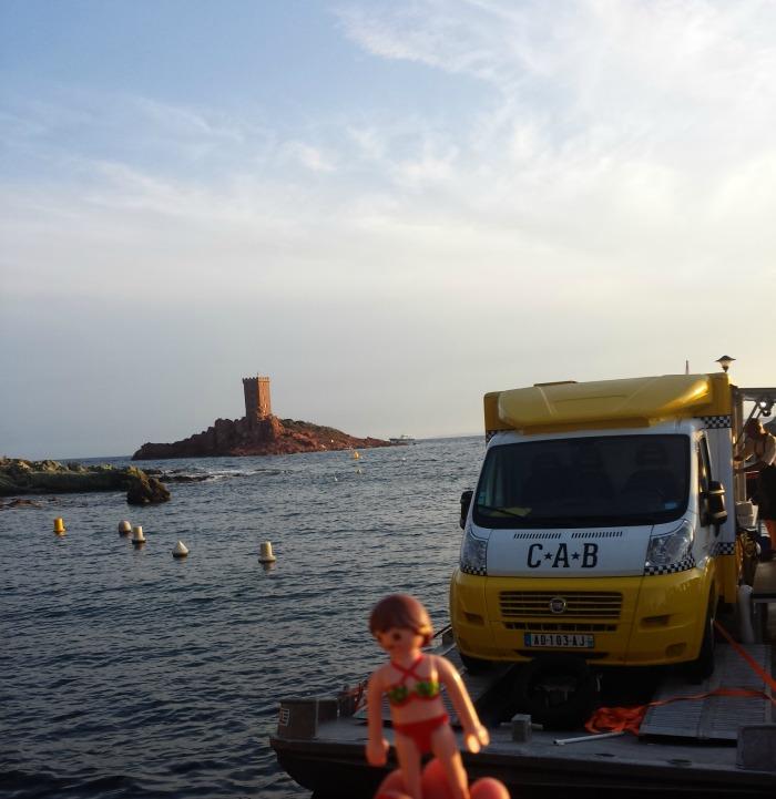 Une semaine en photos #35 : du soleil, du ciel bleu et un food truck sur l'eau !