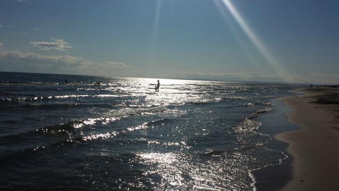 Une semaine en photos #33 : il y a la mer …