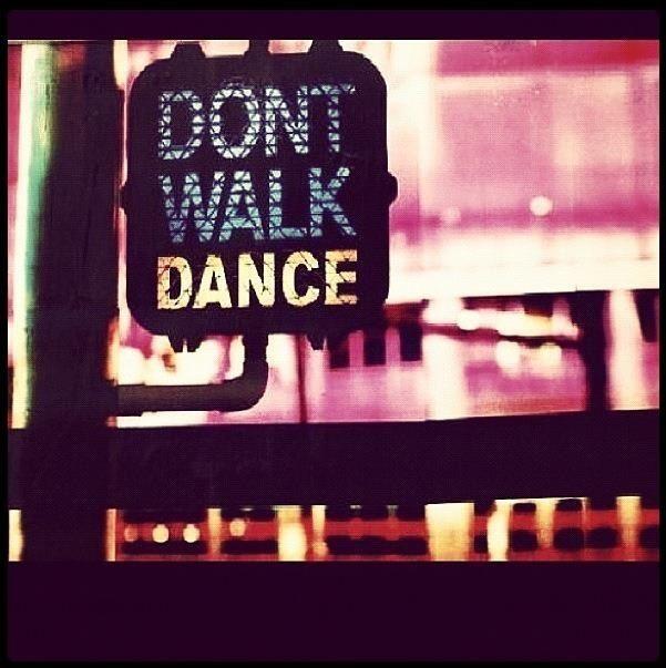 Celle qui avait (enfin) repris la danse