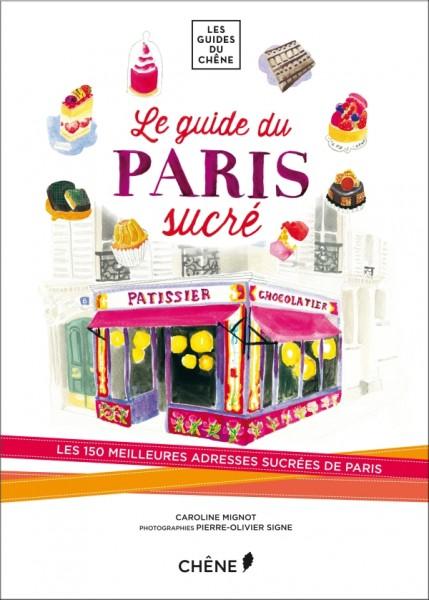 Le guide du Paris sucré