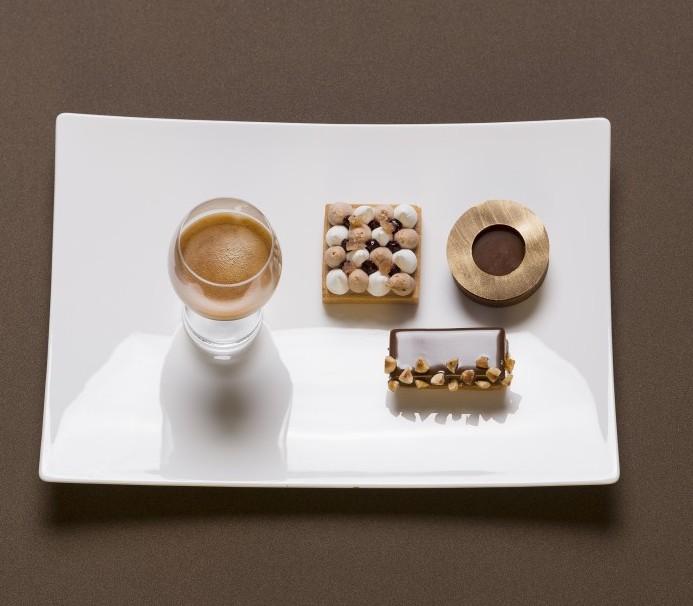 Celle qui avait pris un café gourmand avec Yann Couvreur