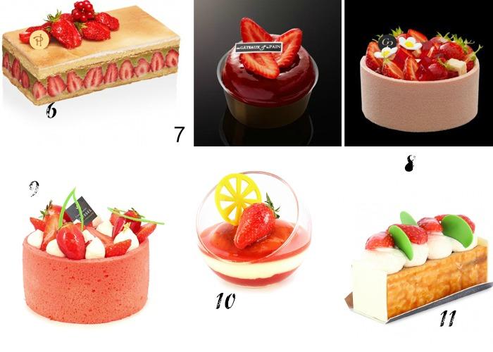 sélection fraises 2