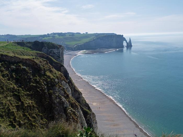 Falaises D Etretat Un Site Magnifique Et Magique A Visiter En Normandie