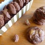 Spécial goûter : Cookies aux twix