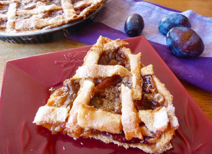tarte aux prunes 2