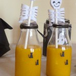 {Spécial Halloween} : Smoothie mangue & orange