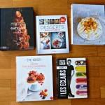 Des livres de pâtisserie à offrir