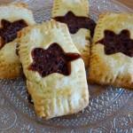 Pop tarts au caramel au beurre salé & au chocolat