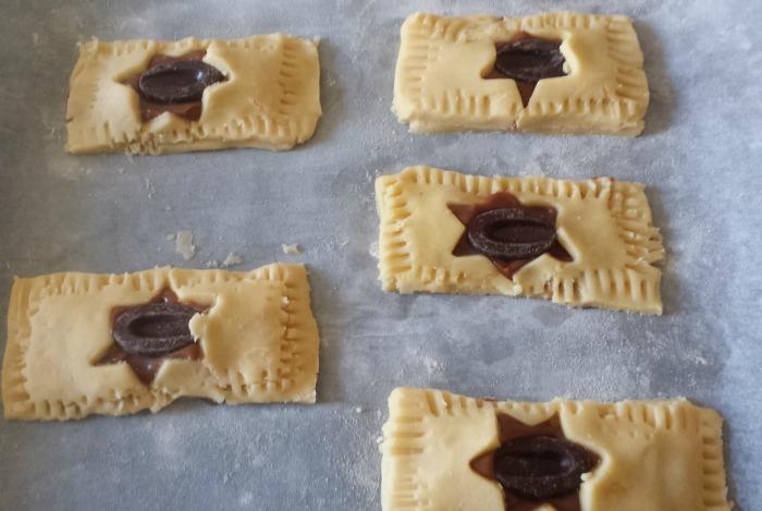 pop tarts in progress
