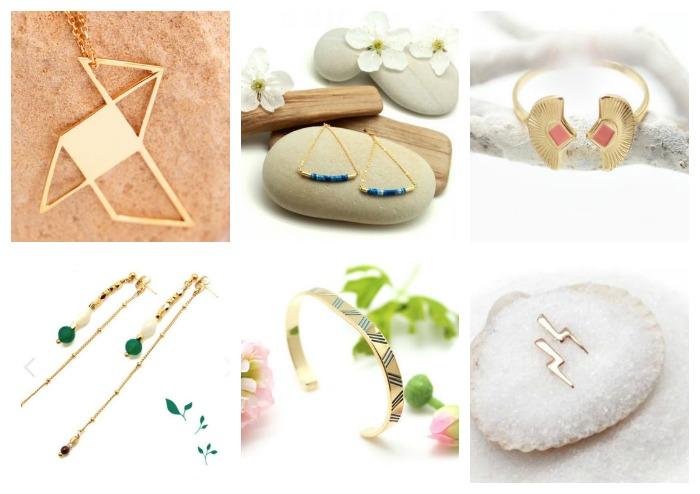 sélection bijoux