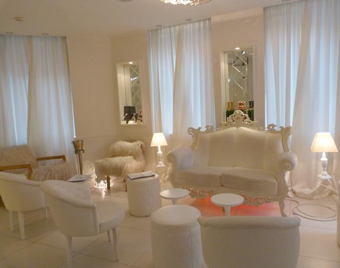 salon du Vice Versa Hôtel