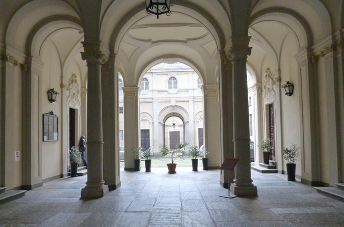 Turin centre 13