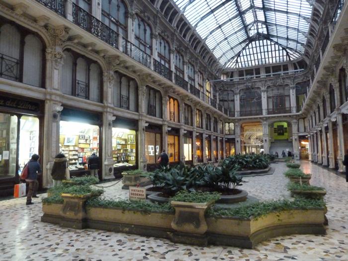 Turin centre 9