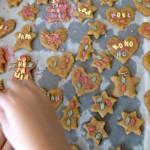 {Atelier pâtisserie pour les enfants }: Les sablés de Noël