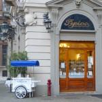 Quelques souvenirs de Turin entre cafés et musée du Cinéma